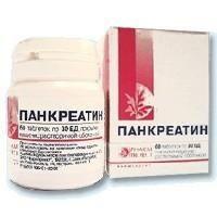 Панкреатин, 30 ЕД, таблетки, покрытые кишечнорастворимой оболочкой, 60 шт. — купить в Горно-Алтайске, инструкция по применению, цены в аптеках, отзывы и аналоги. Производитель Фармпроект
